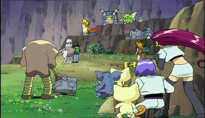 Imagini Pokemon: Mewtwo Returns (2000) - Imagine 12 din 42