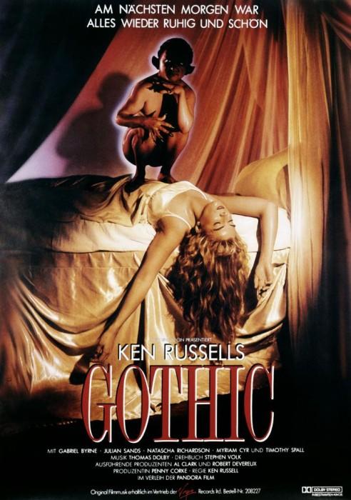 movies gothic