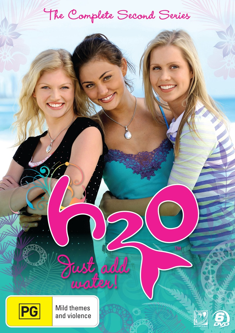 Postere H2O Just Add Water  H2o Just Add Water The Movie