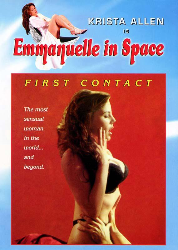 Krista Allen Emmanuelle First Contact