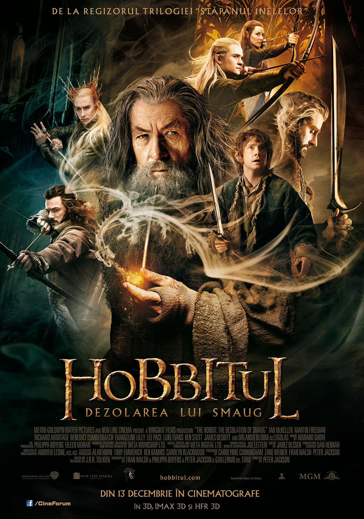 The Hobbit The Desolation of Smaug (2013) BRRiP