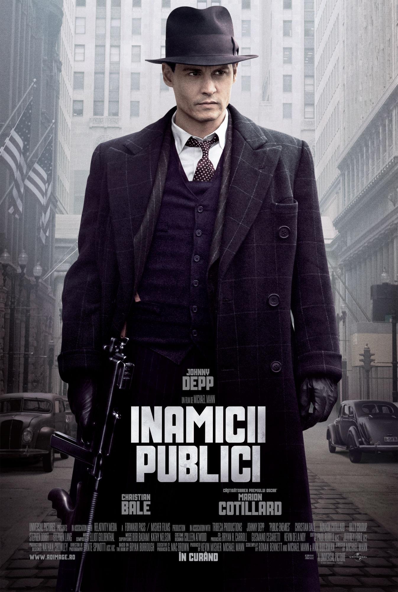 public enemies inamicii publici 2009 film cinemagiaro