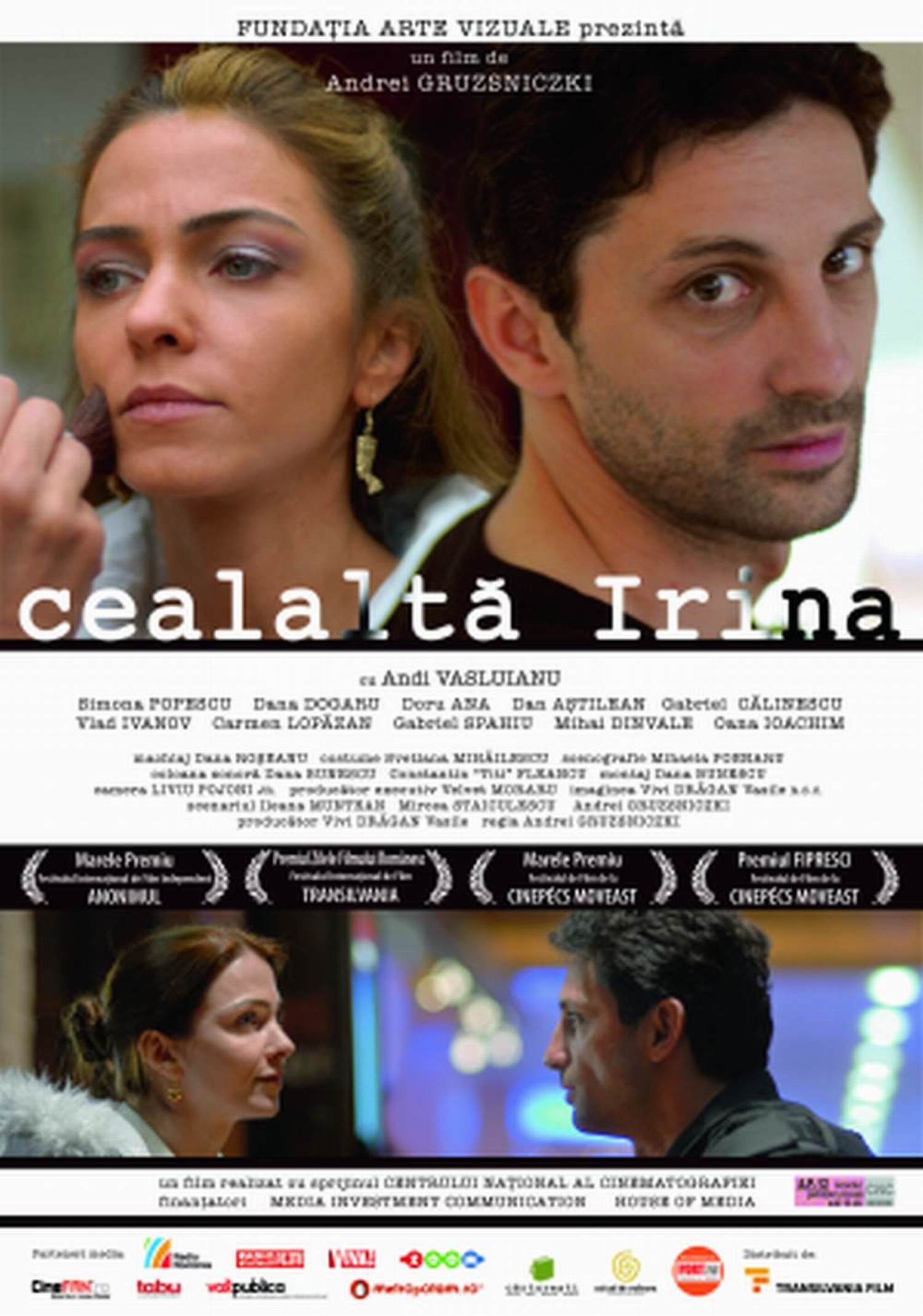 Cealalta Irina movie