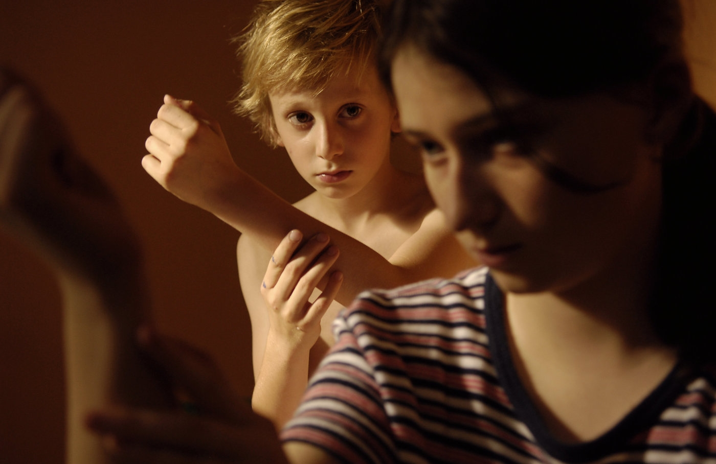 Nackt Madeleine Budd  Home (2008)