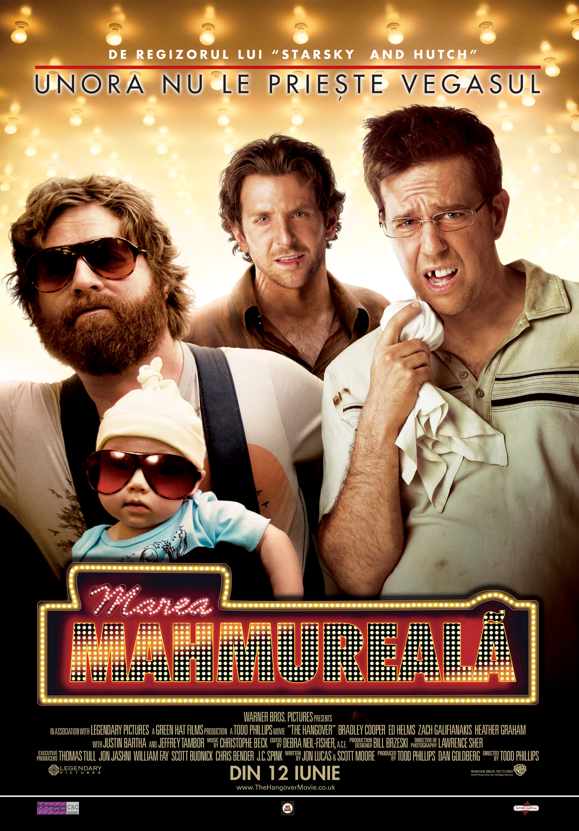 Post Thumbnail of The Hangover - Marea Mahmureala (2009)