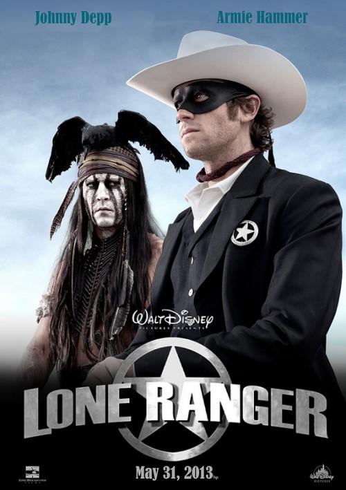 ����� The Lone Ranger ������� ����� ����� ����� Johnny Depp