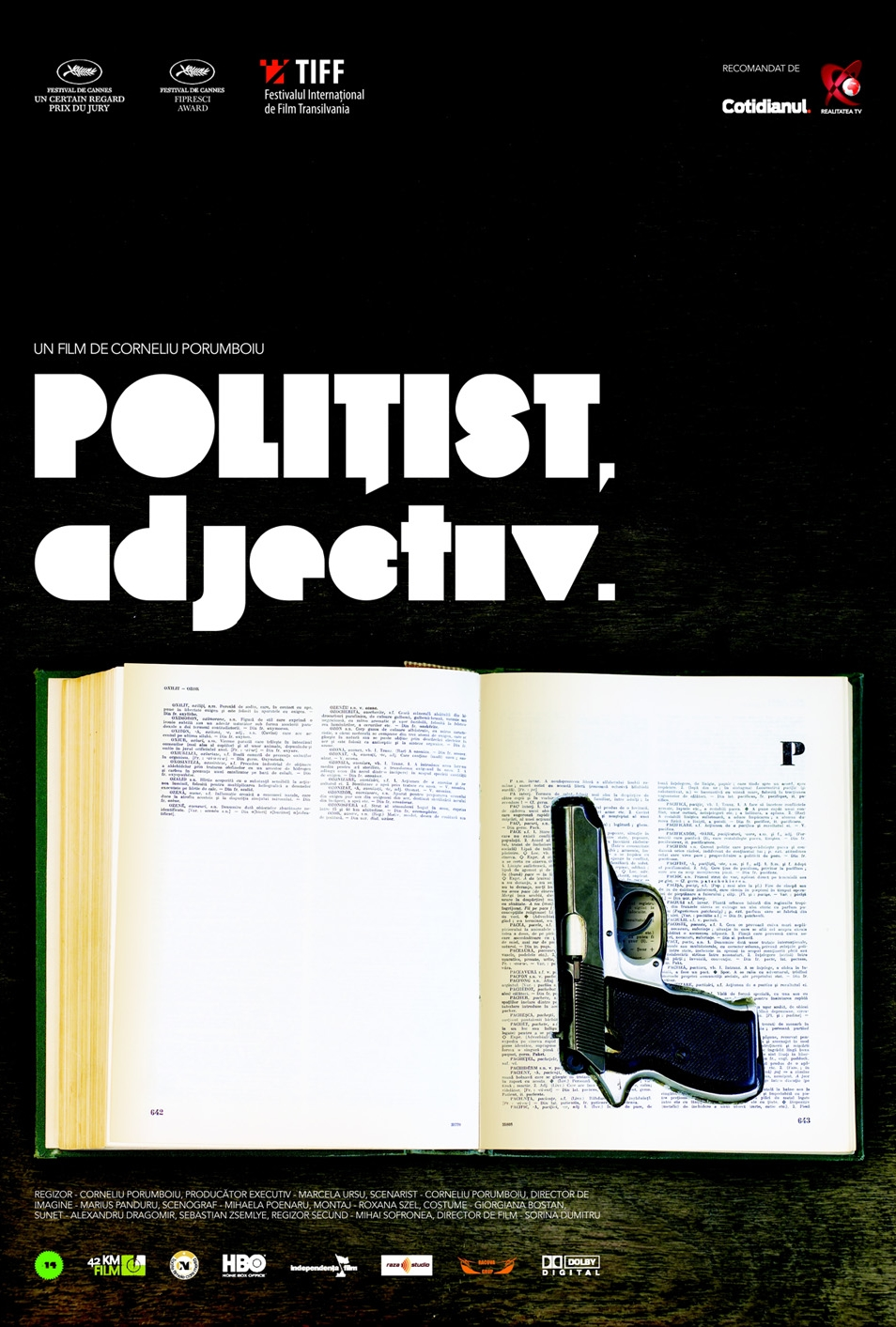 Politist, adjectiv movie