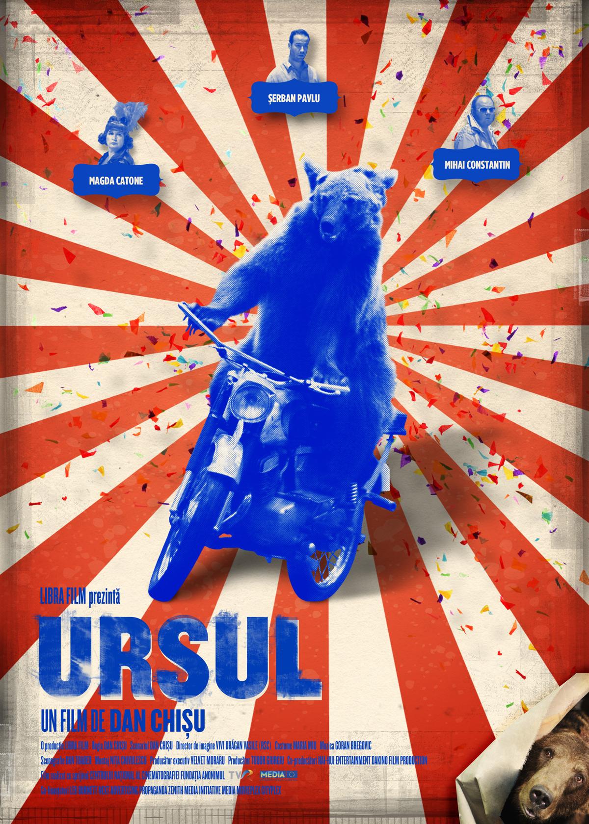 Ursul (2011) Filme Romanesti