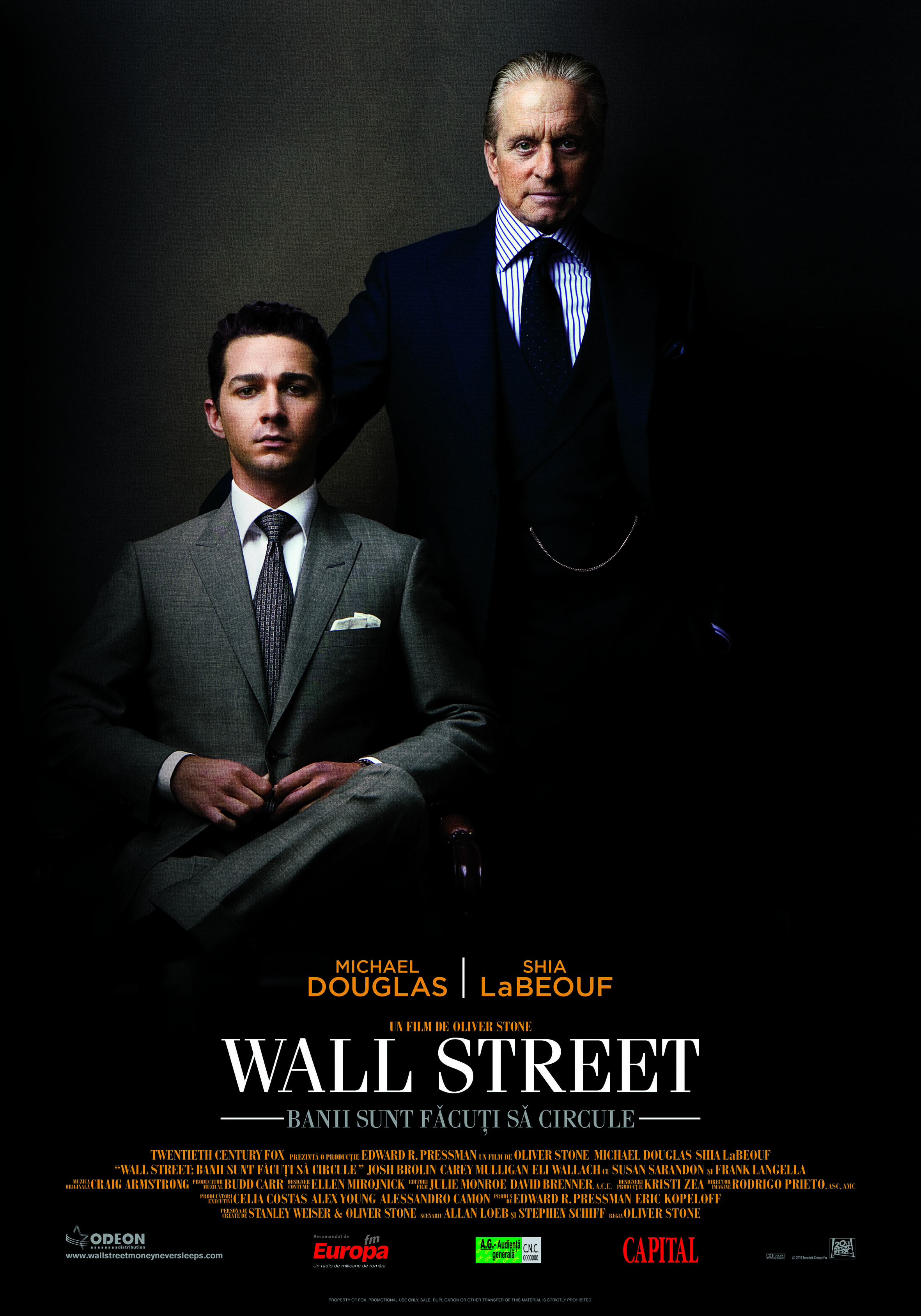 Wall Street: Money Never Sleeps - Wall Street: Banii sunt făcuţi ...