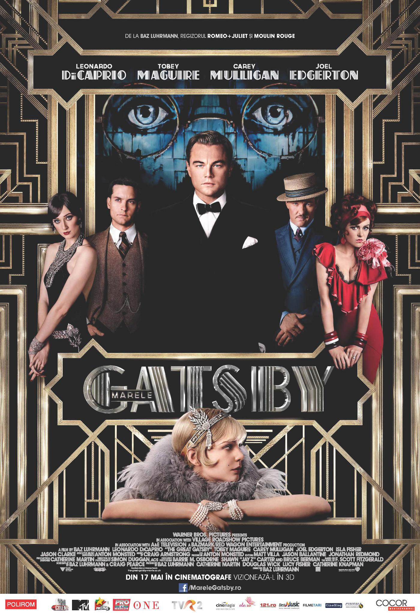 The Great Gatsby - Marele Gatsby (2013) online subtitrat