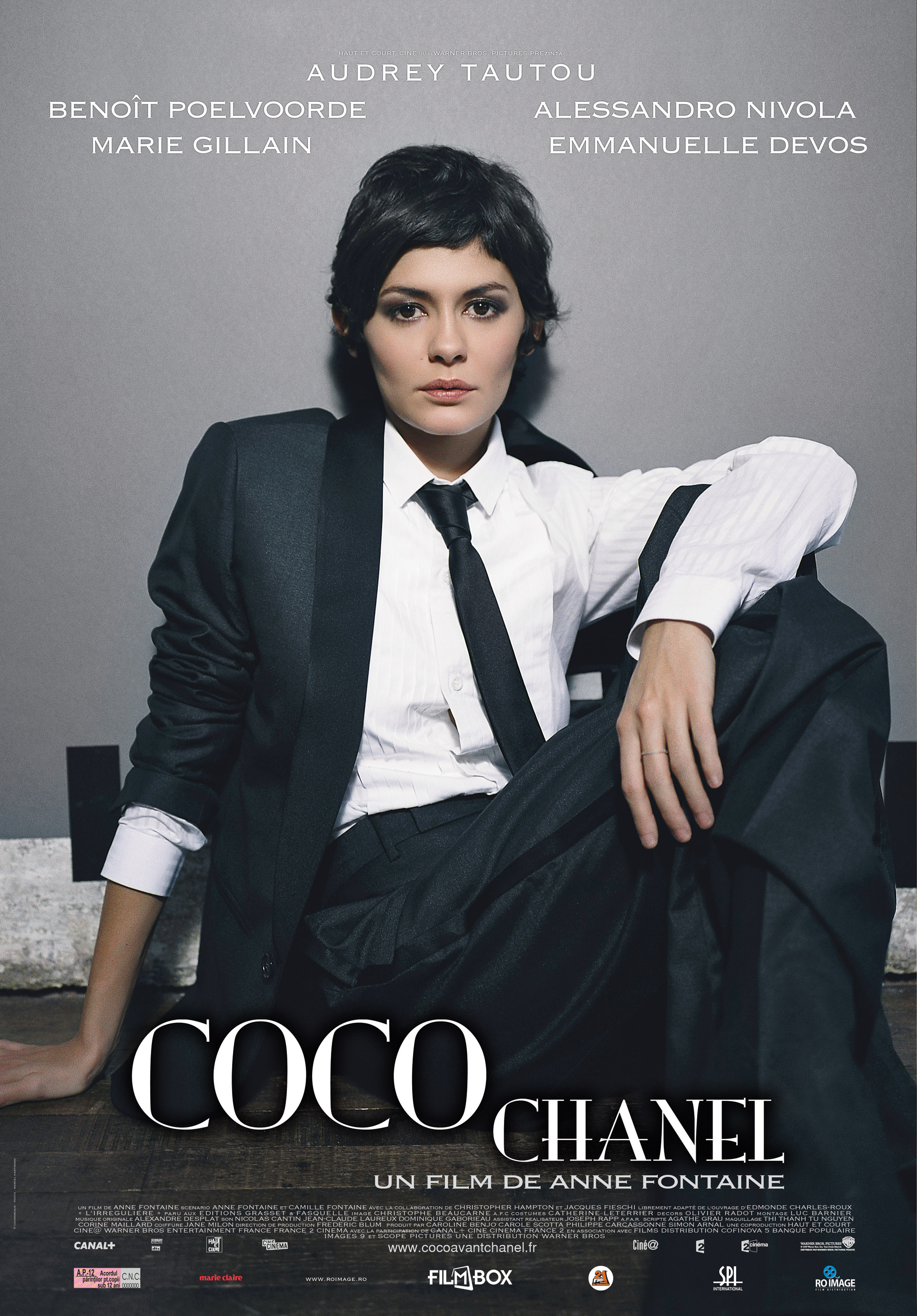 coco avant chanel 2009 movie