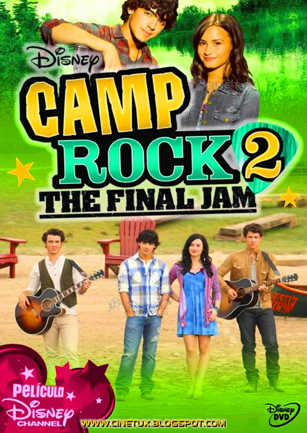Camp Rock 2 online