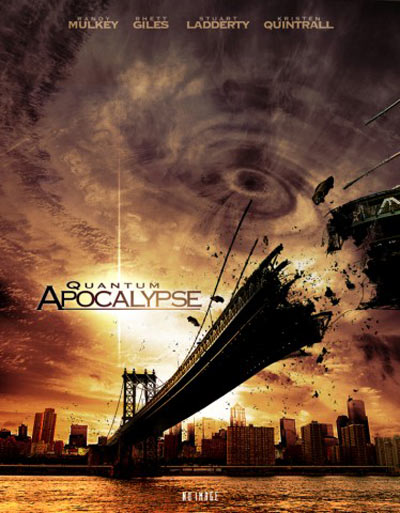 Quantum Apocalypse / Dzien Apokalipsy (2010) Lektor PL DVDrip AVI