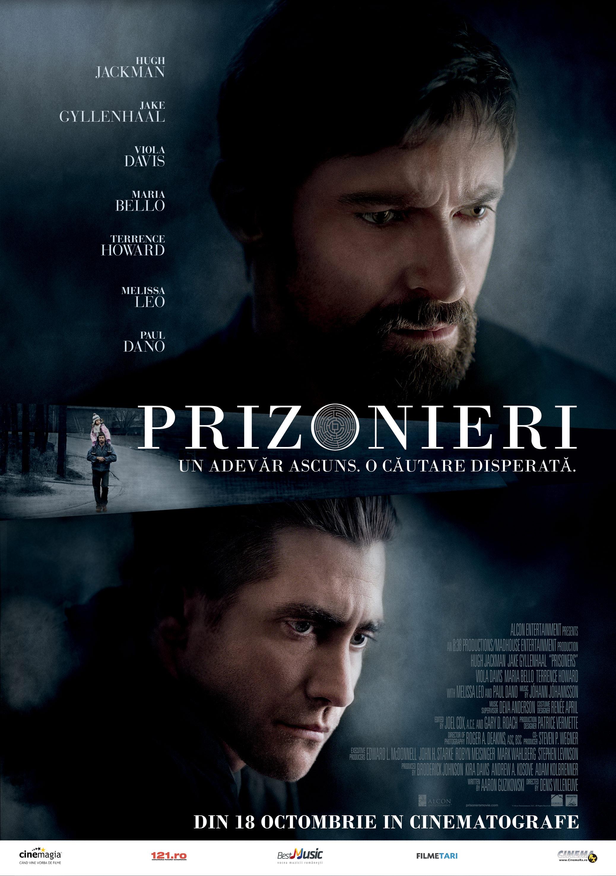 Prisoners (2013) HDRiP