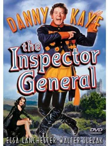 The Inspector General - Danny Kaye