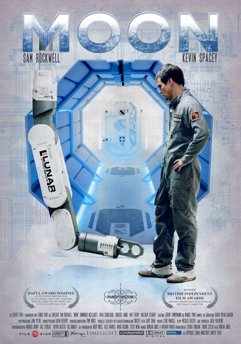 Moon - Moon (2009) - Film - CineMagia.ro