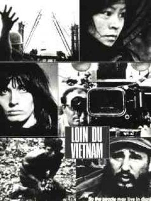 Far From Vietnam Loin du Vietnam | Claude Lelouch William
