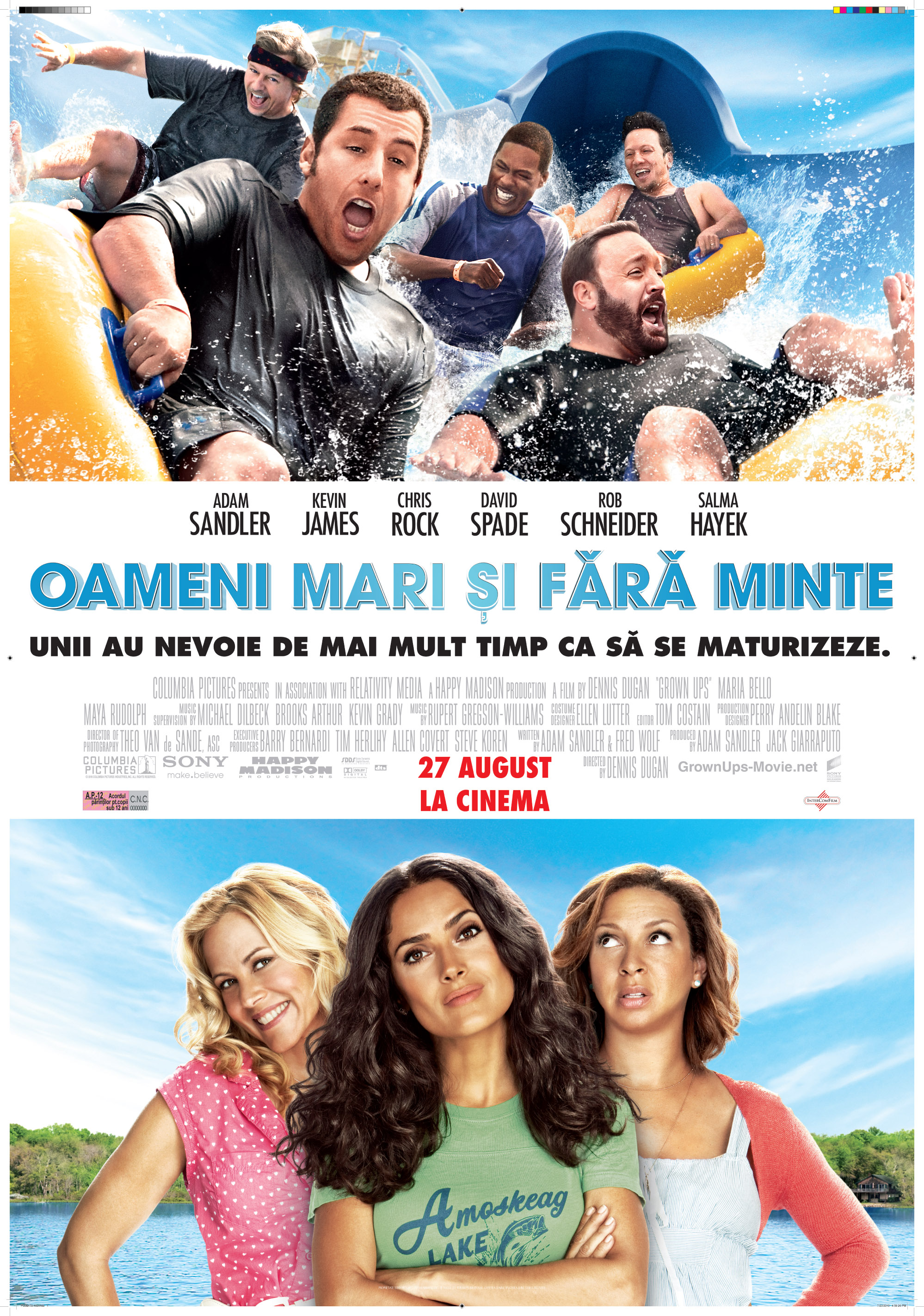 Filme Online - Grown Ups (2010) HD