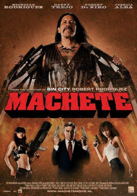 Machette (2010)