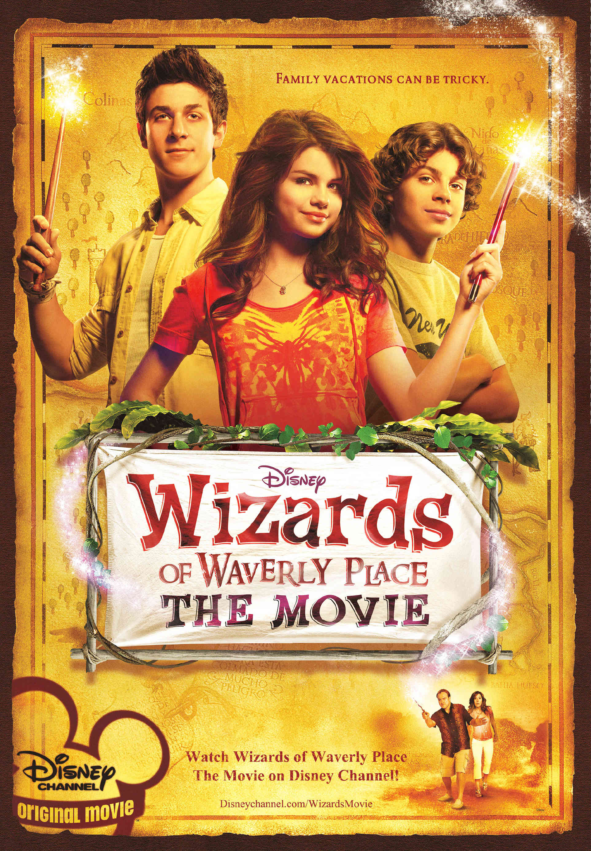 Magicienii din Waverly Place – Filmul (2009)