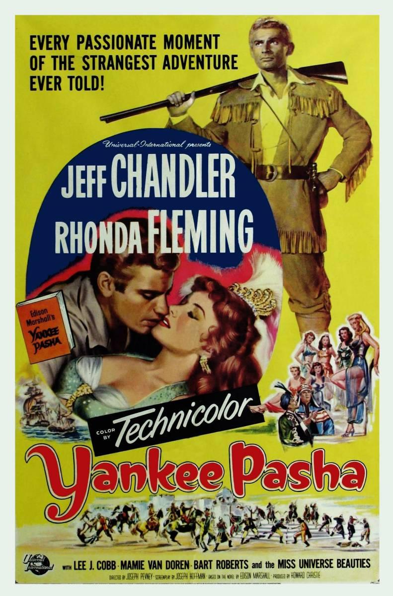 Yankee pasha yancheul i sultanul 1954 film cinemagia ro