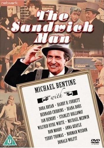 The Sandwich Man - The Sandwich Man (1966) - Film - CineMagia.ro