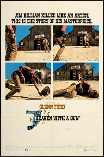 heaven with a gun heaven with a gun 1969 film