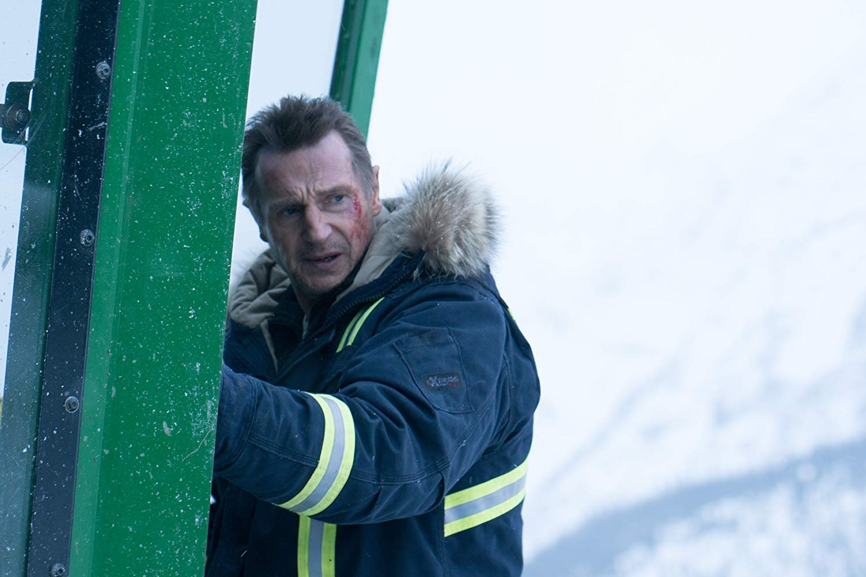 Liam Neeson in Cold Pursuit