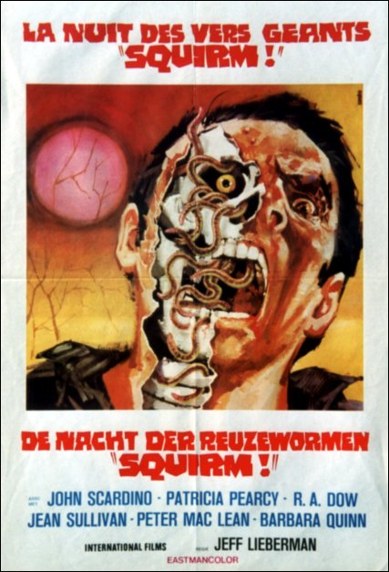 Squirm - Squirm (1976) - Film - CineMagia.ro