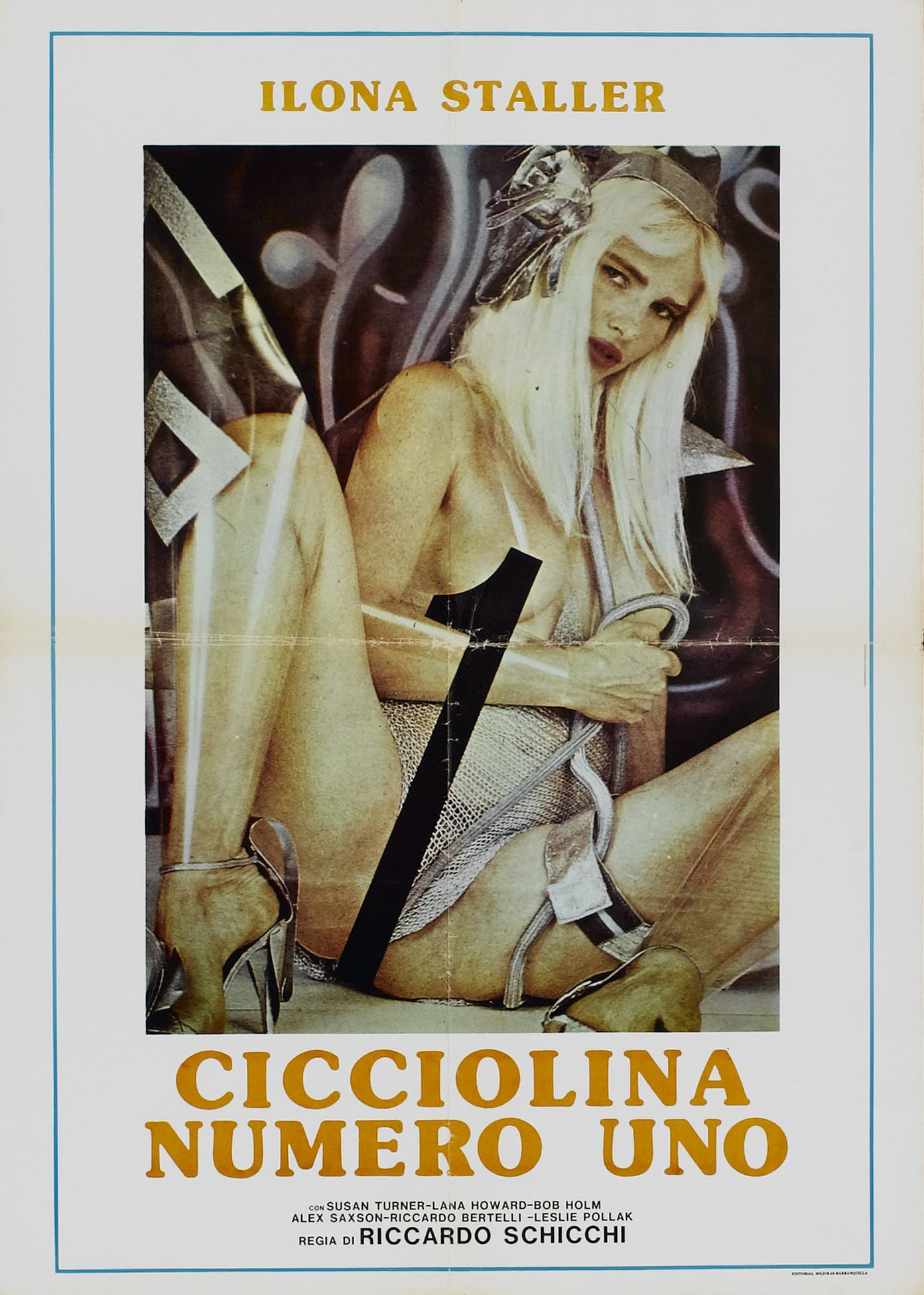 Cicciolina Number One movie