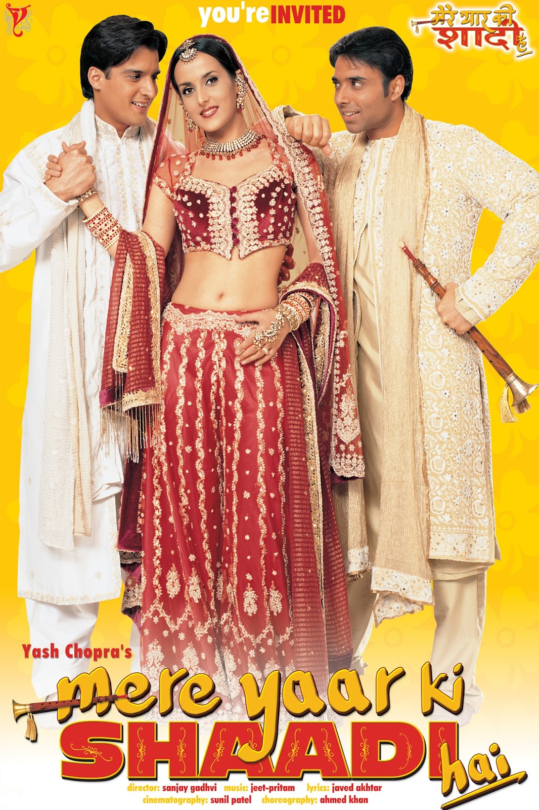 Mere Yaar Ki Shaadi Hai - Mere Yaar Ki Shaadi Hai (2002 ...