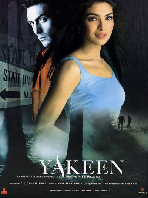 Yakeen (2005) Memorie pierdută Hindi Indian