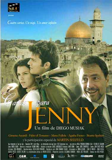 Cartas para Jenny movie