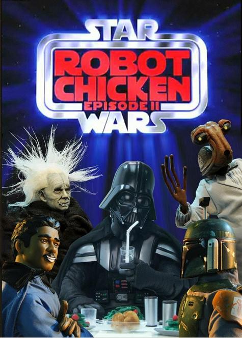 Robot Chicken Star Wars Stream