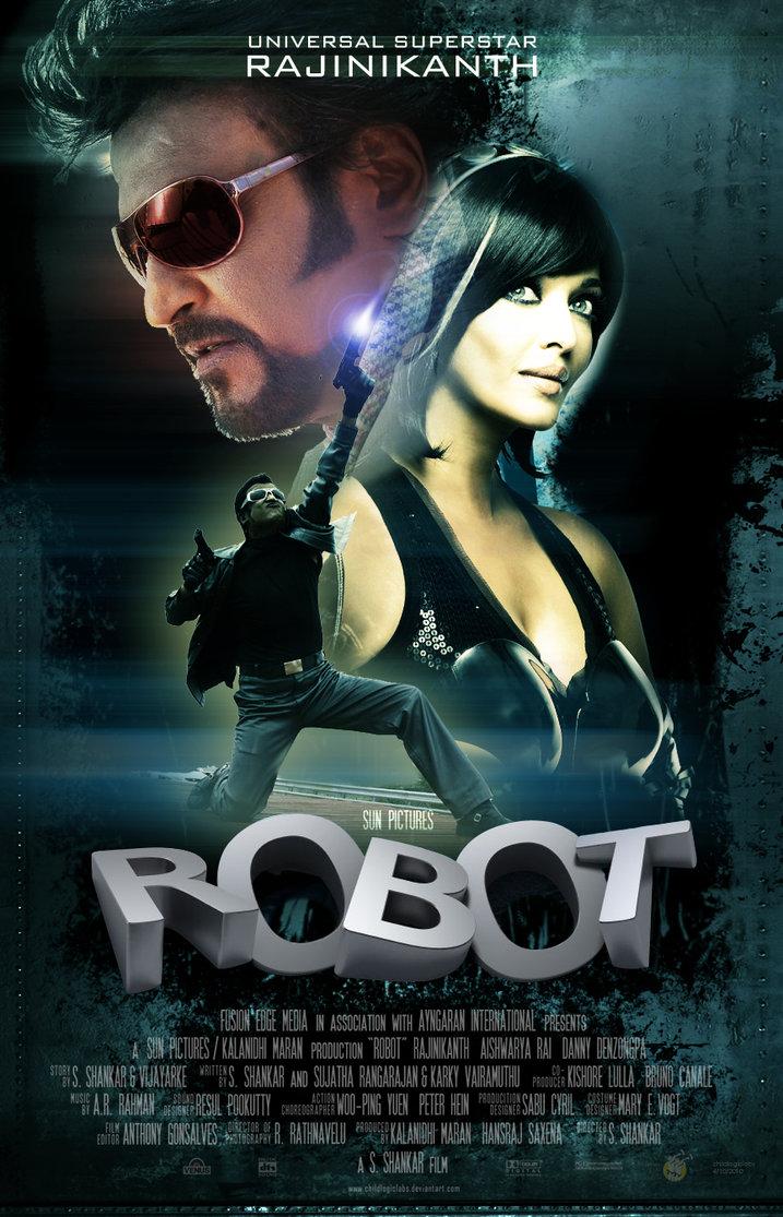 Enthiran tamil full movie