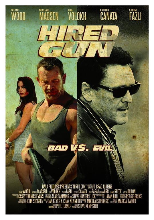 hired gun 2009 movie