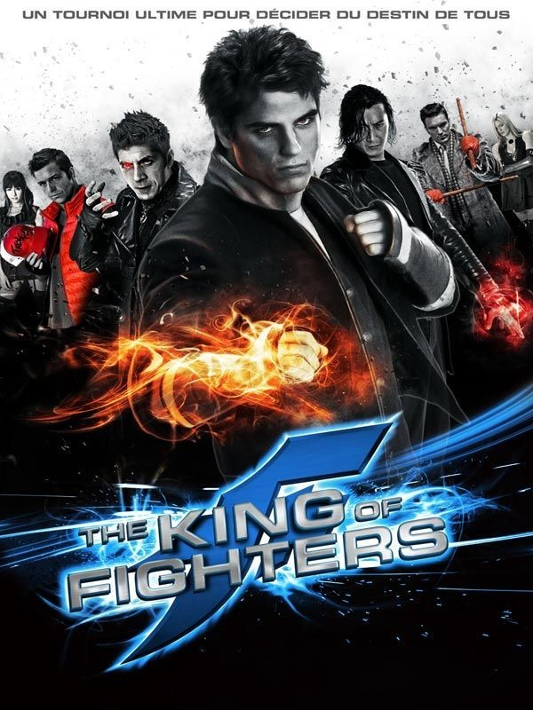 King of fighter movie 2009