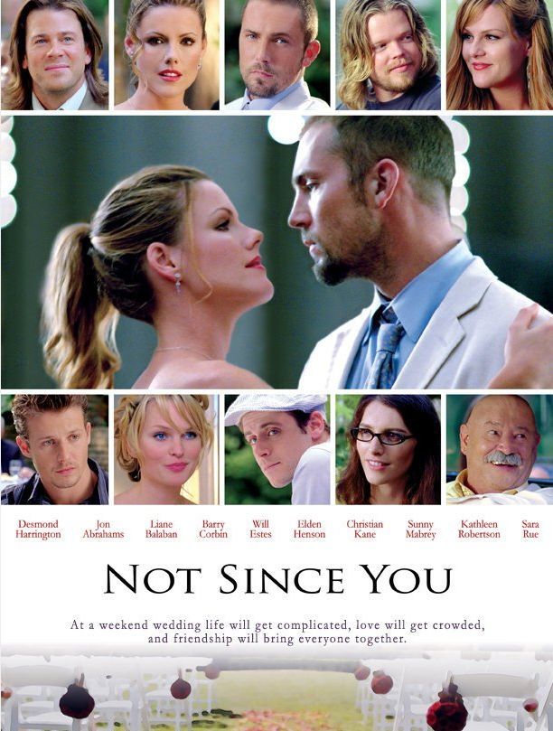 Poster Not Since You Not Since You ntre prieteni 2009 Film CineMagia 612x809 Movie-index.com