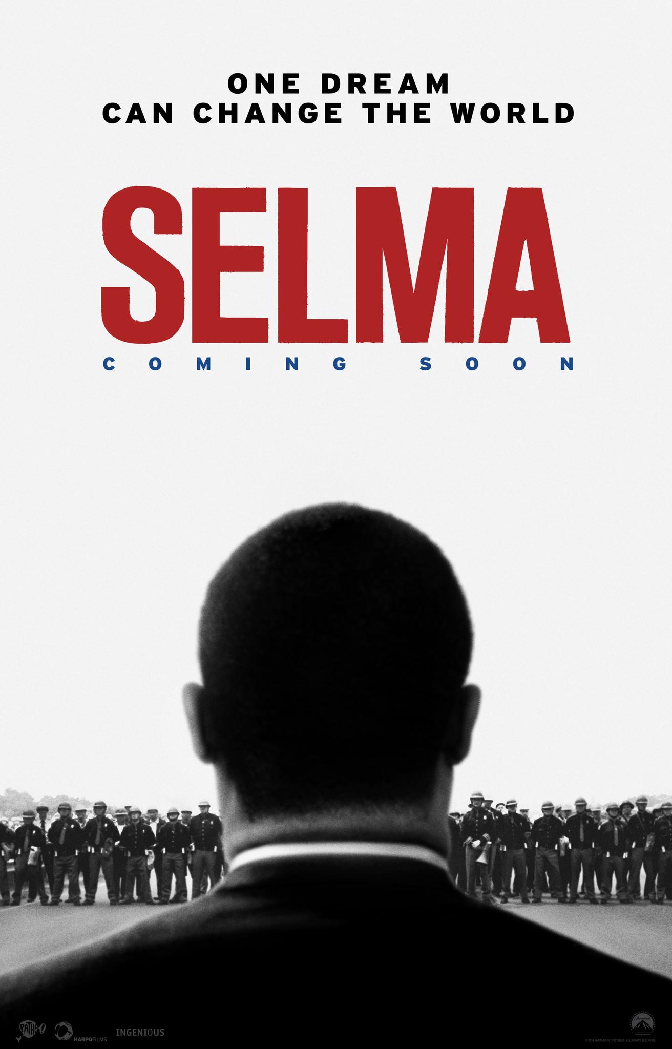 SELMA - DISCURSUL TOLERANTEI (2014)