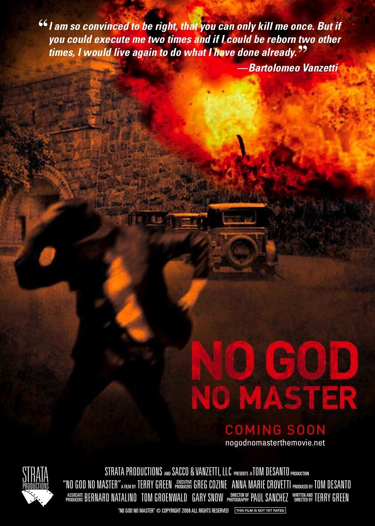 No God, No Master (2012)