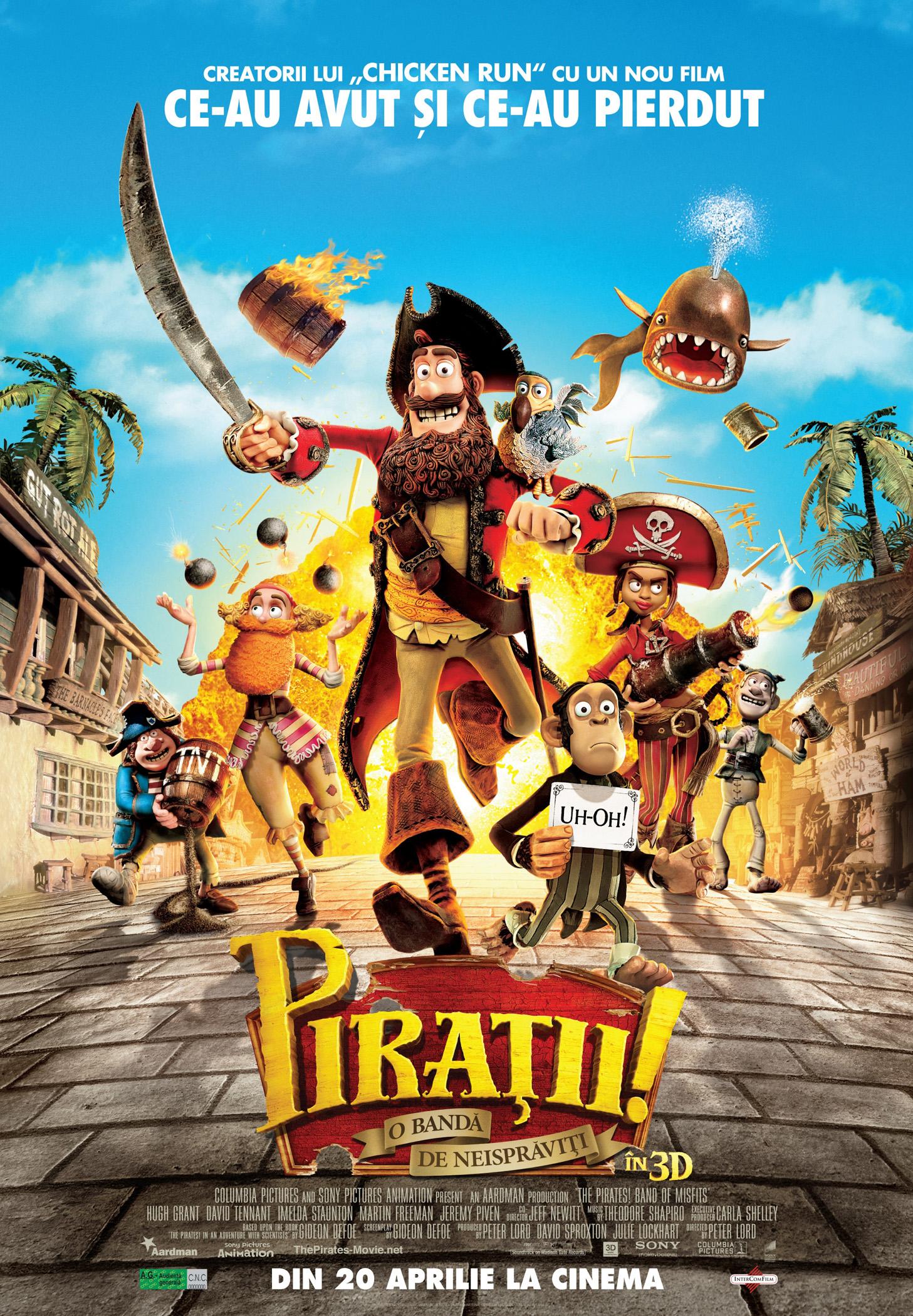 Piratii! O banda de neispraviti