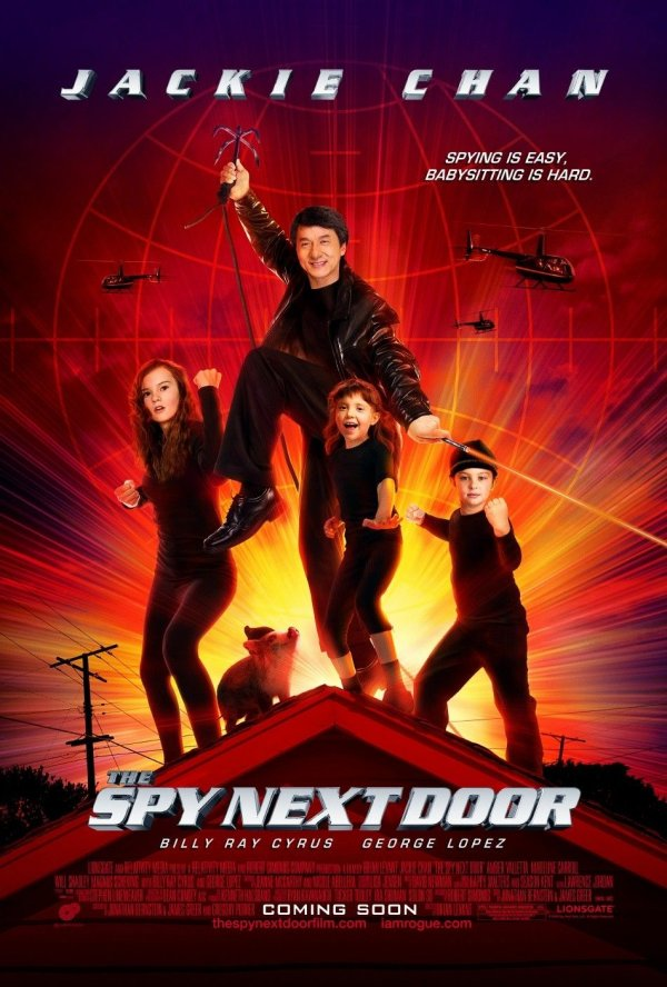 The Spy Next Door (Actiune,Comedie-2010)CAM No.Sub