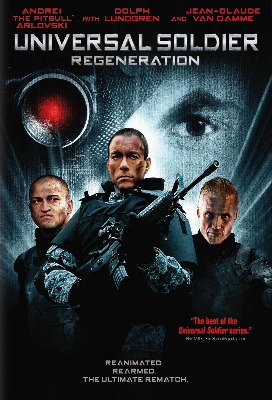 SOLDATUL UNIVERSAL: UN NOU ÎNCEPUT (2009)