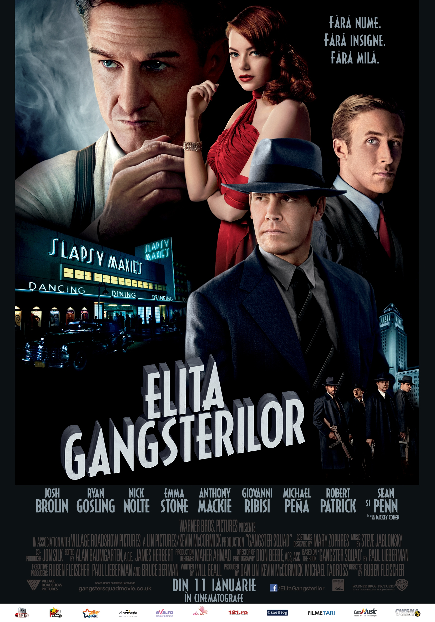 Gangster Squad (2013) DVDRiP