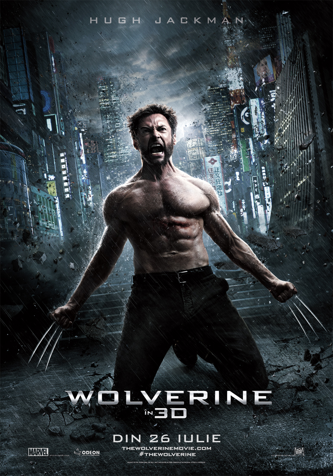 The Wolverine (2013)