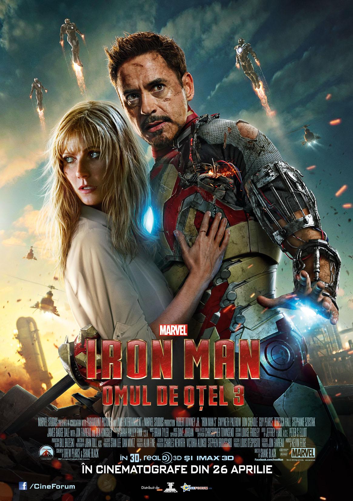 Iron Man 3 (2013) DVDRiP