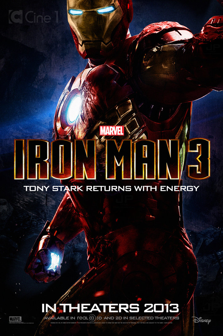 Iron Man 3 (2013)