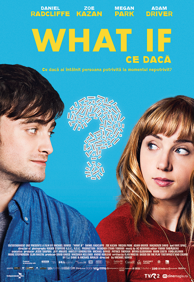 WHAT IF – CE DACA (2013)
