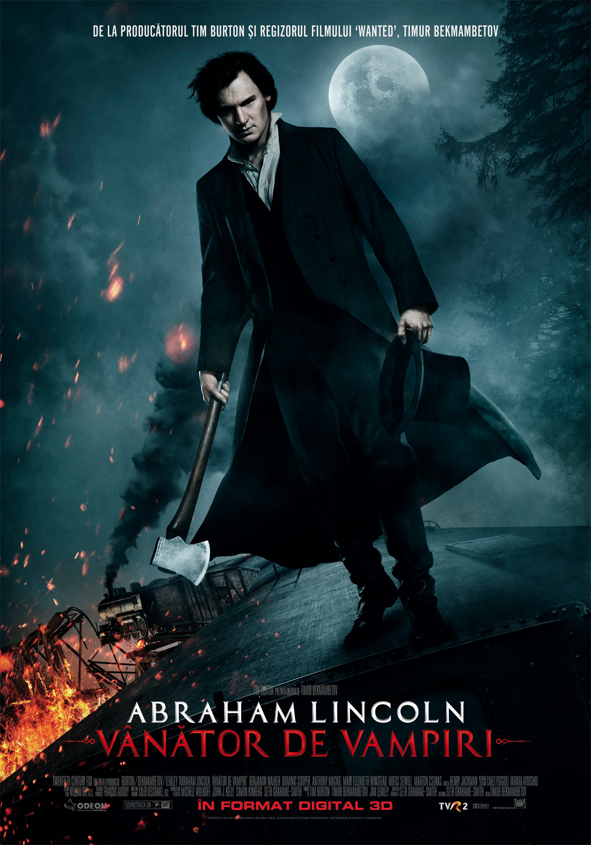 vampires and hunters in america 'abraham lincoln: vampire hunter': seth grahame-smith on its real-life   scholars cherish such a reimagining of america's 16th president.