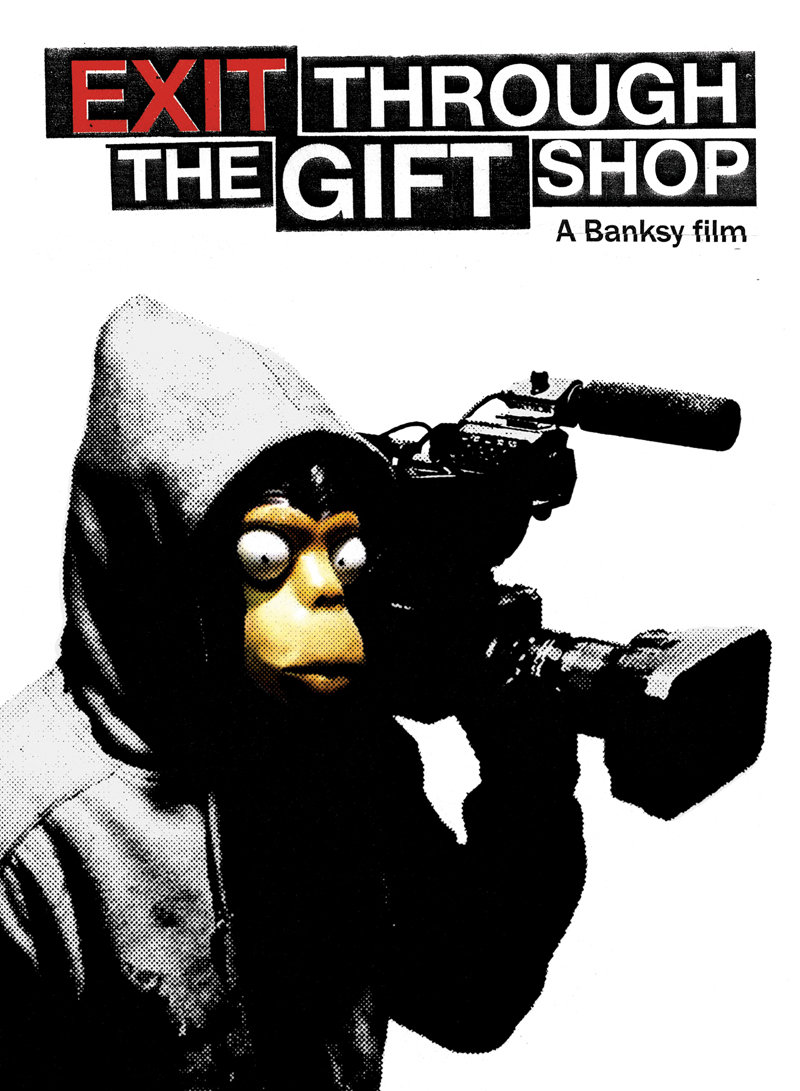 Exit Through the Gift Shop - Banksy | Milindo Taid